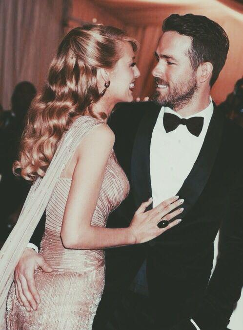 Blake Lively- Ryan Reynolds