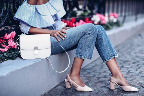 Arka kısmı açık, önü kapalı slingback tarzı ayakkabılar ilk Chanel ile adını duyurdu. Bu yaz pek çok marka ve sokak modasında sıklıkla göreceğimiz bu modellerden stilinize uygun olanını seçmenin tam zamanı!  İşte birbirinden zarif ve şık slingback ayakkabılar...