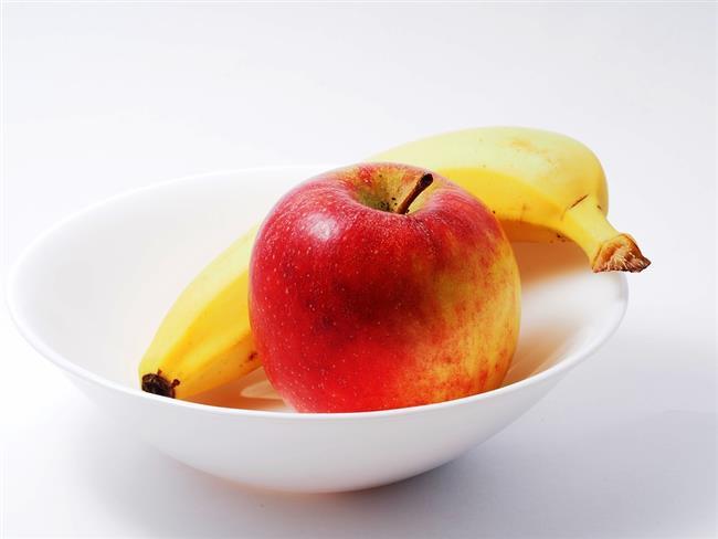 Elmanın ve muzun kokusu bir kişinin kilo vermesine yardımcı olabilir.
