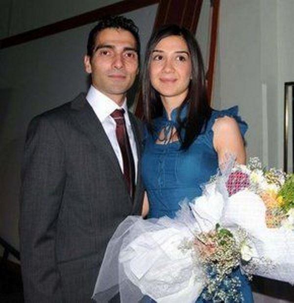 Mustafa Yıldıran Eşi Esra Yıldıran
