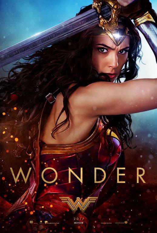 Wonder Women   Amazon prensesi Diana Price, nam-ı diğer Wonder Woman dünyayı keşfetmek için tropik topraklarını geride bırakıp demir ve camın hüküm sürdüğü dünyamıza dalar. Birçok inanüstü yetenek ve kıvrak bir zekayla donatılmış olan güzel kahraman Cennet Adası'nın medeniyete açılan kapısı olacaktır.  Vizyon Tarihi: 02.06.2017