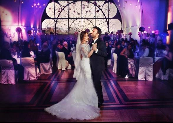 Pınar Dilek – Tarkan  Tarkan'da Almanya'da düğün yapanlardan.