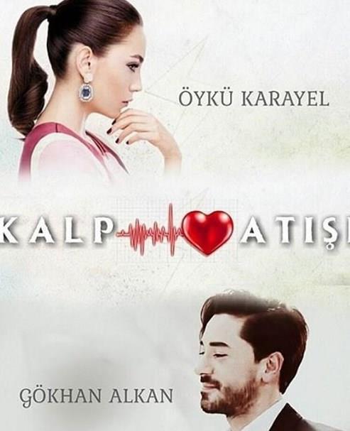 Kalp Atışı-Show  Mf Yapımın bir Kore dizisinden uyarlayacağı doktor dizisi Gökhan Alkan ve Öykü Karayel başrolleri paylaşacak