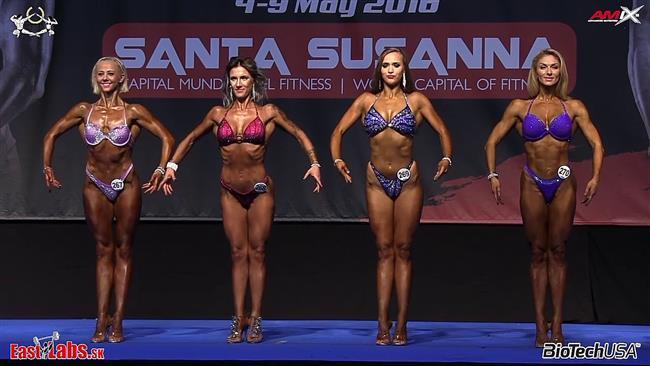 Elif, 2014 yılında TVG ve Fitness şampiyonasında Avrupa Vücut Geliştirme Fitness şampiyonu oldu.