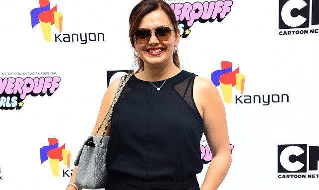 Ünlü isimler çocuklarıyla Powerpuff Girls etkinliğinde buluştu. Bir dönemin kadın kuşağının en popüler isimlerinden Esra Ceyhan da o etkinlikte yüzünü gösterdi.