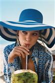 Yazın Yeni Trendi: Hasır Şapkalar - 6