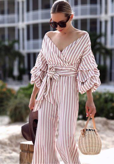 2017'nin trendi haline gelen çizgileri artık kıyafetlerimizde görüyoruz.   Kaynak Fotoğraflar: Pinterest