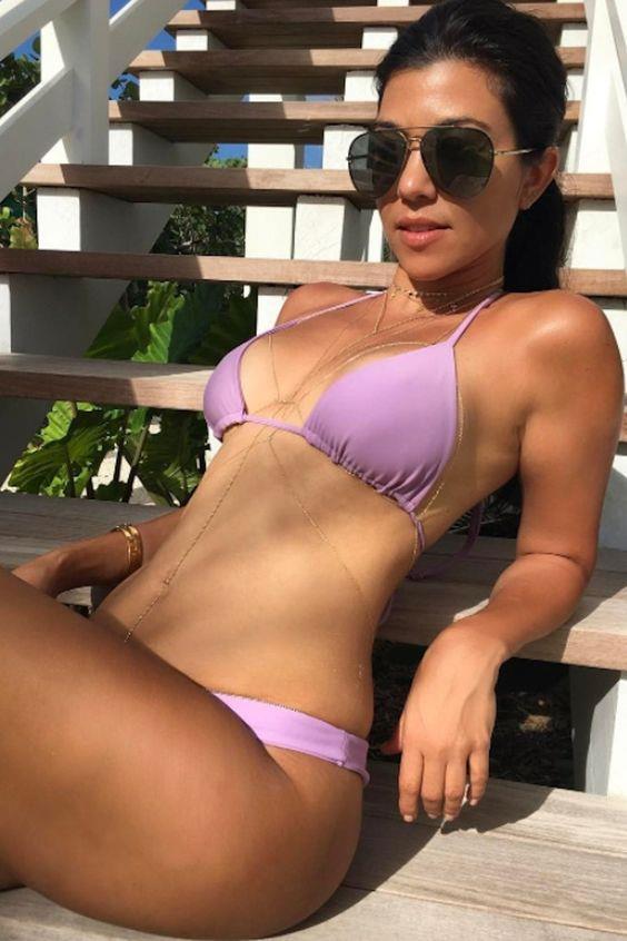 Kourtney Kardashian, her sabah spor yapmadan önce avokadolu puding yiyerek düzenli beslenme zincirine yeni bir halka eklemiş.  Kaynak Fotoğraflar: Pinterest, Google Yeniden Kullanım