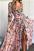 Çiçekli Elbiseler Nasıl Kombinlenir? - 6