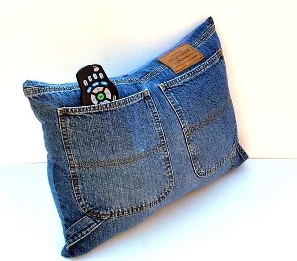 Eskimiş Kot Pantolonları Nasıl Değerlendirebiliriz - 11