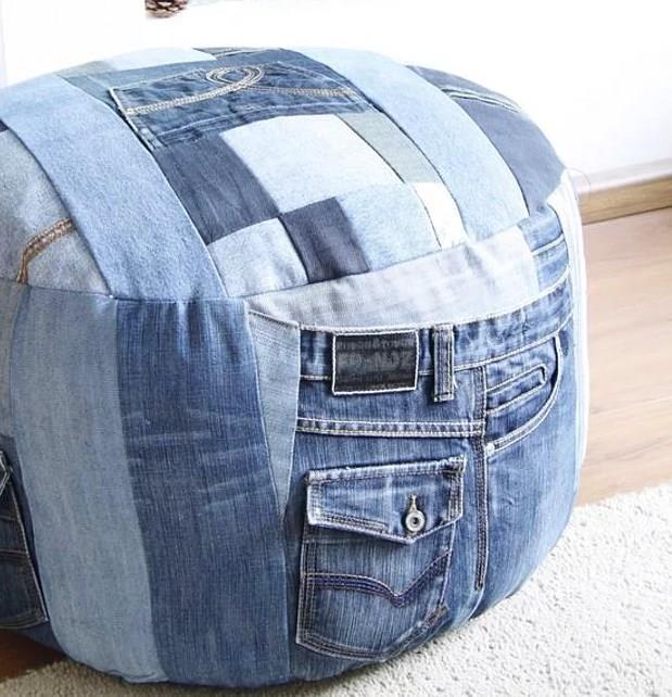 Eskimiş Kot Pantolonları Nasıl Değerlendirebiliriz - 13