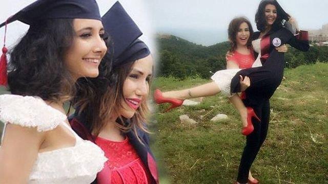 Ceylan ve kızı Melodi  Türkücü Ceylan'ın ilk eşi Erhan Bozkurt'tan olan 25 yaşındaki kızı Melodi, Samsun'da bulunan 19 Mayıs Üniversitesi İktisadi ve İdari Bilimler Fakültesi'nden mezun oldu.