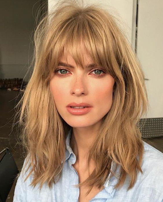 Uzun süredir aynı saç modelini kullanıyorsunuz ve sıkıldınız mı? İşte sizi 10 yaş genç gösterecek saç modelleri….  Kaynak Fotoğraflar: Pinterest