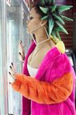 Rihanna'nın Moda Kurallarını Yıkan Kombinleri - 2