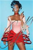 Rihanna'nın Moda Kurallarını Yıkan Kombinleri - 4