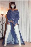 Rihanna'nın Moda Kurallarını Yıkan Kombinleri - 10