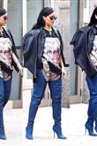 Rihanna'nın Moda Kurallarını Yıkan Kombinleri - 15