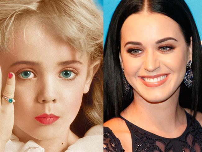 Katy Perry'nin hayranları aslında onun Katy Perry olmadığını söylüyorlar. Gerçek adının, çocuk güzellik yarışmasının galibi JonBenét Ramsey olduğuna inanıyorlar. Ne yazık ki, Ramsey 6 yaşında öldü ve ölümünü çevreleyen gizem bugüne kadar çözülemedi.