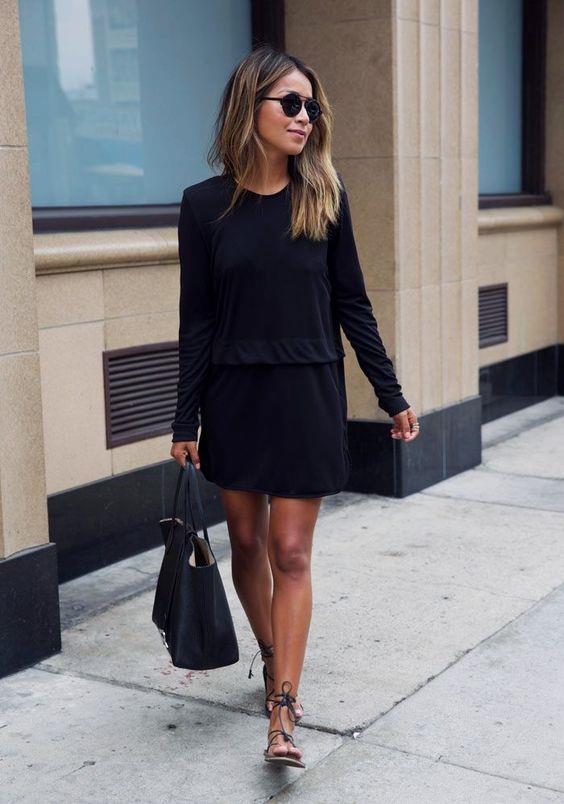 Siyah Giyinin:  Siyah renk ışığı emdiği için göz yanılmasına sebep oluyor böylece daha zayıf görünmenize sebep oluyor.