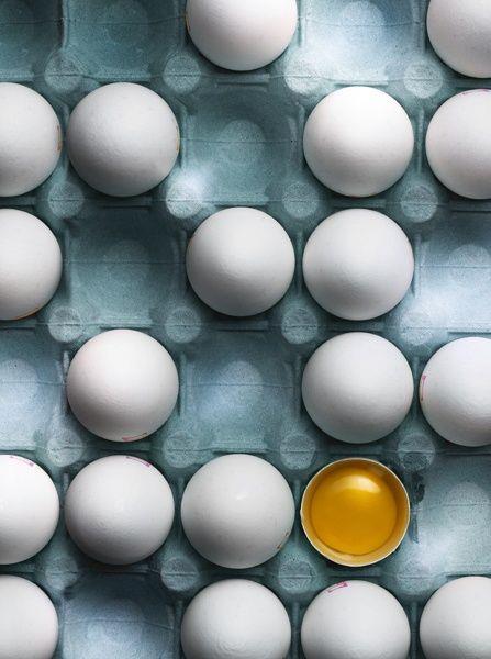 """Yumurta:  Çok besleyici ve zengin bir gıdadır. İçerdiği """"kolin""""in fetal gelişim üzerine olumlu etkileri bildirilmiştir. Aynı zamanda vitamin, mineral ve yağ içeriği yoğundur. Mükemmel bir protein kaynağıdır."""