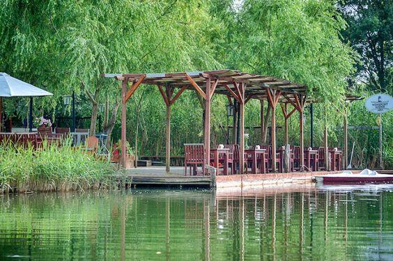 Tatile gidemeyenler için günübirlik huzuru hissedecekleri 5 mekan..  Kaynak Fotoğraflar: Pinterest
