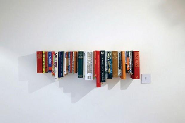 Birbirinden Farklı Kitaplık Tasarımları - 28