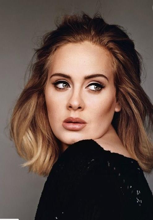 Adele:  Martılardan çok korkuyor. Sebebi ise 9 yaşındayken dondurmasını elinden alan bir martı...