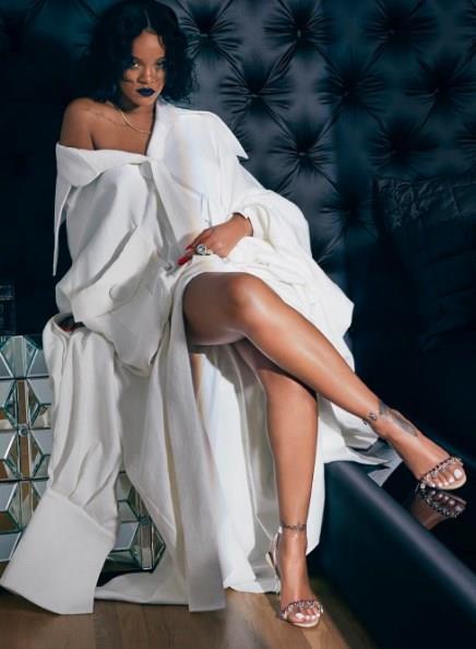Rihanna:  Deniz canlılarından çok korkuyor...