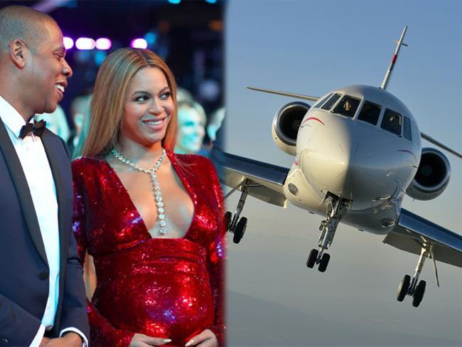 Beyonce'nin, kocası Jay-Z'nin ilk Babalar Gününde ona 40 Milyon dolarlık bir uçak hediye etmesi gerçekten insanın hediye tercihini sorgulatan cinsten!