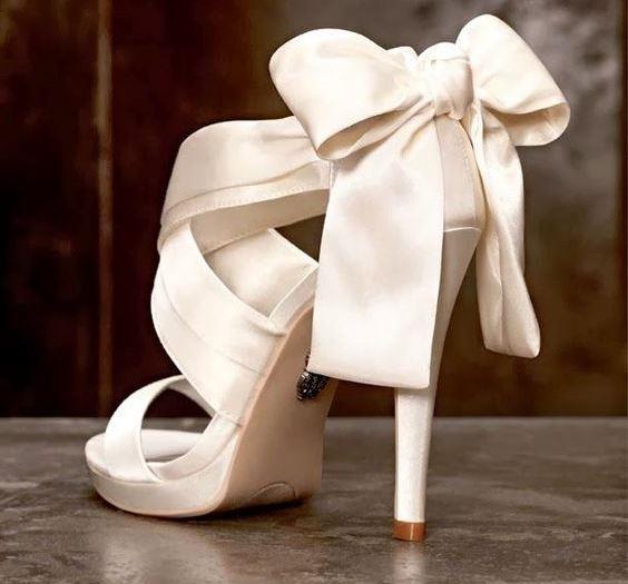 Birbirinden Farklı Gelin Ayakkabısı Modelleri - 11
