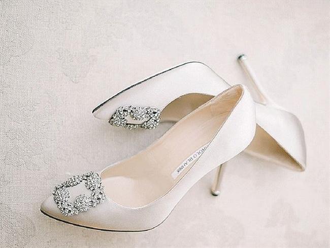 Birbirinden Farklı Gelin Ayakkabısı Modelleri - 23