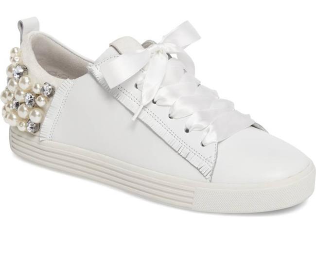 Birbirinden Farklı Gelin Ayakkabısı Modelleri - 32