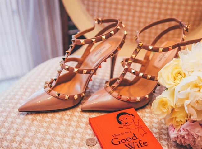 Birbirinden Farklı Gelin Ayakkabısı Modelleri - 35