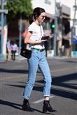 Kendall Jenner'dan Anne Jean Giyme Dersleri... - 1