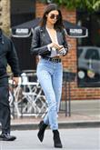 Kendall Jenner'dan Anne Jean Giyme Dersleri... - 7