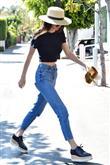 Kendall Jenner'dan Anne Jean Giyme Dersleri... - 13