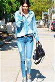 Kendall Jenner'dan Anne Jean Giyme Dersleri... - 16