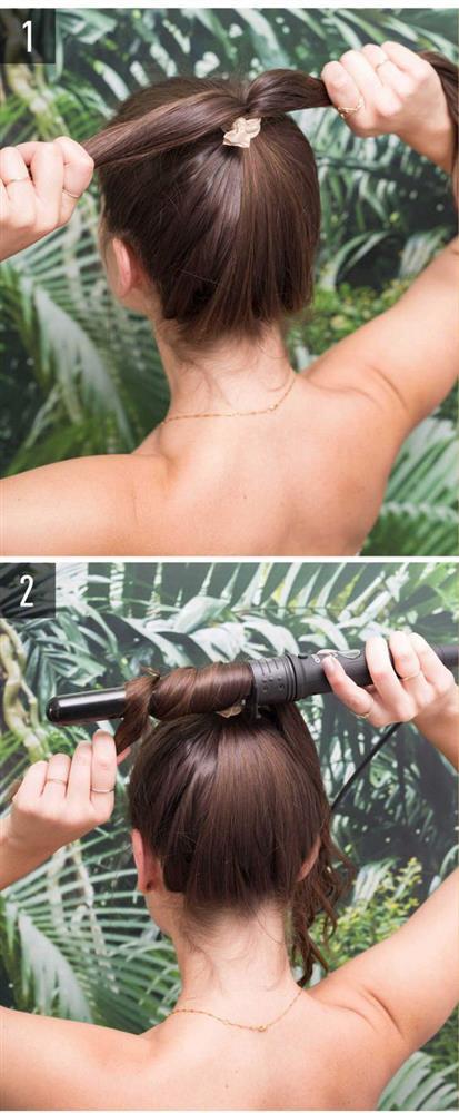 Evde Hızlıca Yapılabilecek Saç Modelleri! - 12