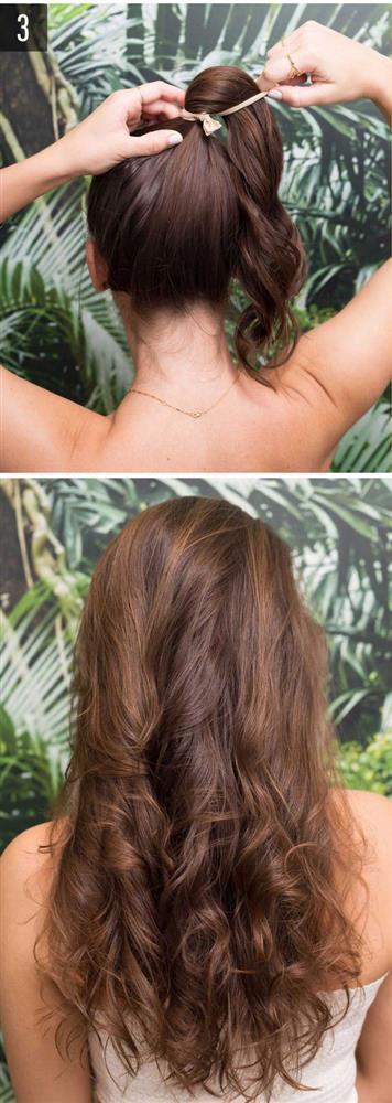 Evde Hızlıca Yapılabilecek Saç Modelleri! - 13