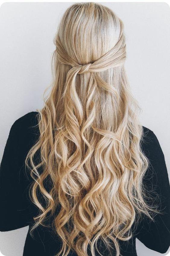 Evde Hızlıca Yapılabilecek Saç Modelleri! - 14
