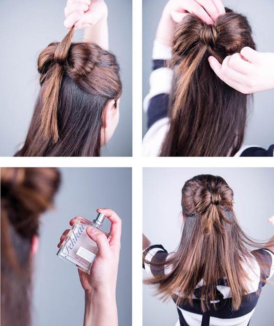 Evde Hızlıca Yapılabilecek Saç Modelleri! - 7