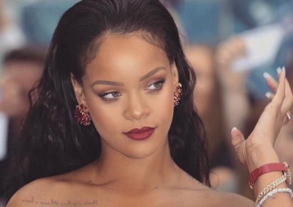 Rihanna: Robyn Rihanna Fenty