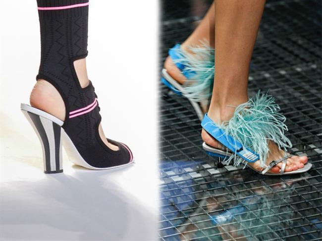 Her zaman söylenir: her kadın yeterince ayakkabısı olmadığından şikayet eder. Kadınlar için ayakkabı bu kadar önemli bir parça. Peki trend bir ayakkabı mı seçtiniz? Modanın gerisinde kalmayın diye sezonun en trend ayakkabılarını derledik. İşte o ayakkabılar...   Kaynak Fotoğraflar: Alexander McQuenn, Balenciaga, Balmain, Bottega Veneta, Chanel, Christian Dior, Dolce&Gabbana, Erdem, Fendi, Givenchy, Gucci, Kenzo, Louis Vuitton, Maison Margiela, Saint Laurent, Vercase