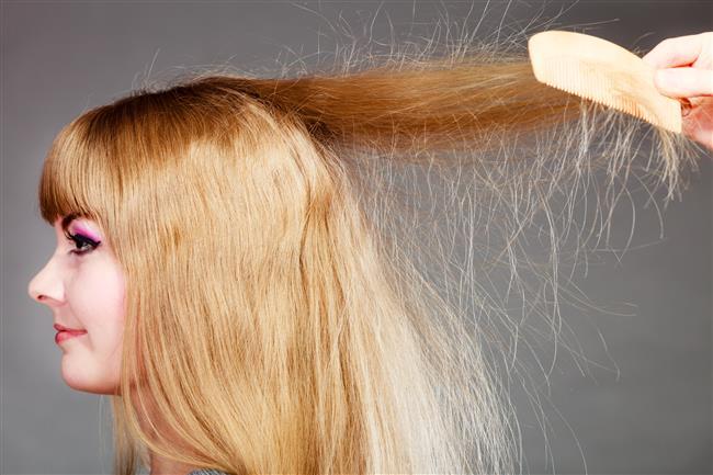 Saçlarınızı sık sık tarayın!