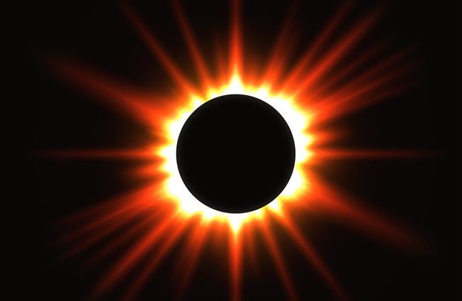 21 Ağustos Güneş Tutulması Etkileri - 9