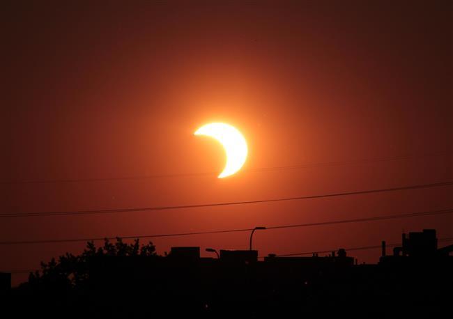 21 Ağustos Güneş Tutulması Etkileri - 18