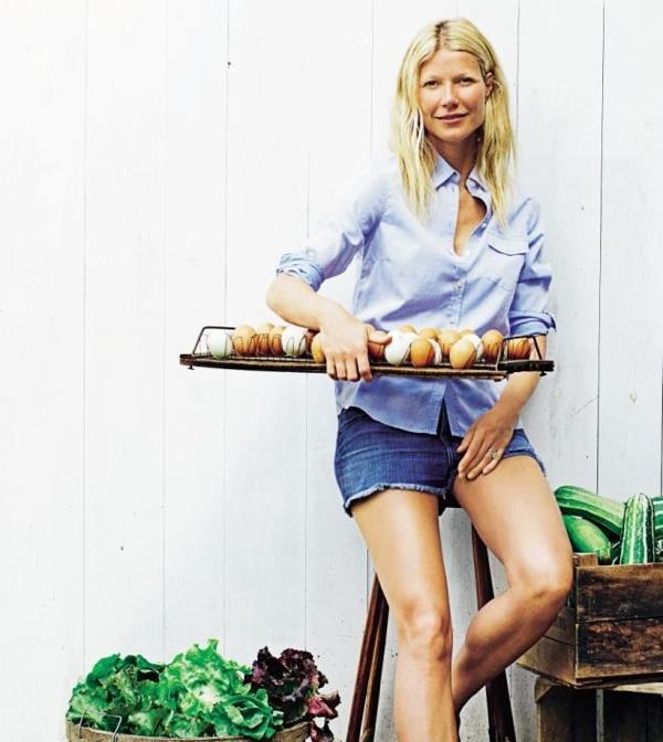 Gwyneth Paltrow'dan Pratik Detoks Programı - 19