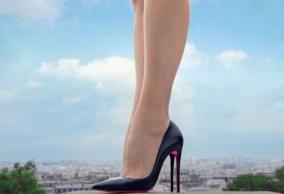Christian Louboutin'lerin Tabanı Neden Kırmızı? - 45
