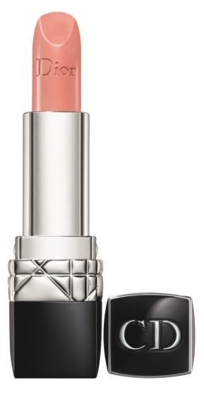 Dior Rouge 417 Souffle Nude: Pure Color Envy Blooming Lip Balm