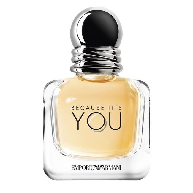 Emporio Armani- Because It's You